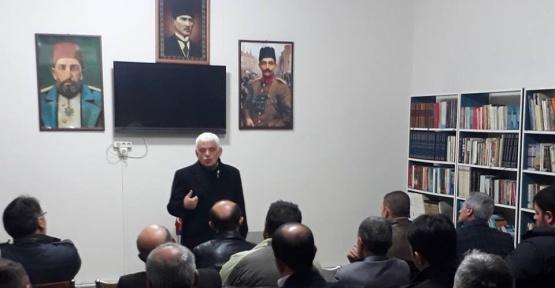 Cindilli, Erzurumlu Tahsin'i anlattı