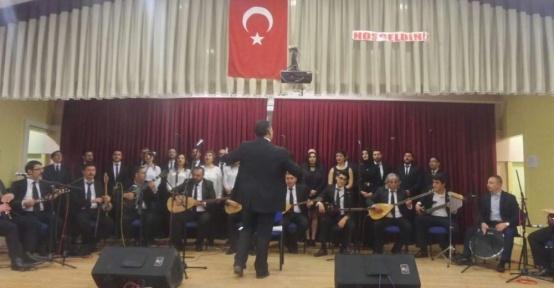 Çorum Belediyesi THM'den İskilip'te unutulmaz konser