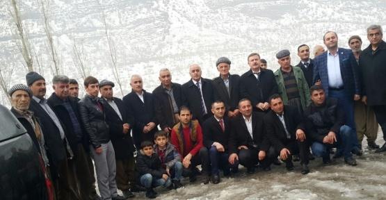 Çukurca'da sınır ticaret merkezi kurulması müjdesi