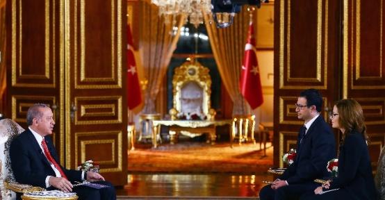 """Cumhurbaşkanı Erdoğan: """"600 milletvekili fazla demek dünyayı takip etmemek demek"""""""