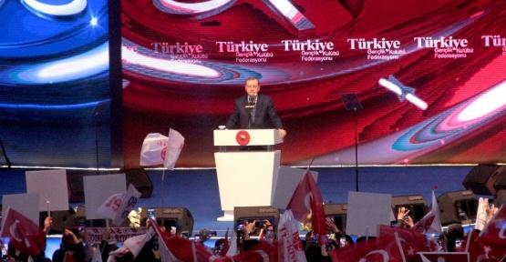 """Cumhurbaşkanı Erdoğan: """"Kılıçdaroğlu'na beş tane koyun, beş tane keçi verin, kaybeder gelir"""""""