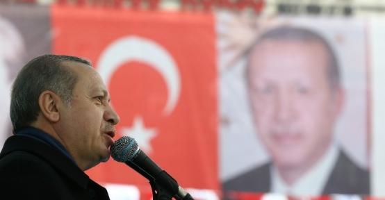 """Cumhurbaşkanı Erdoğan: """"Seninle neyi konuşacağız ki, sen Kandil'in başındakilerle berabersin"""""""