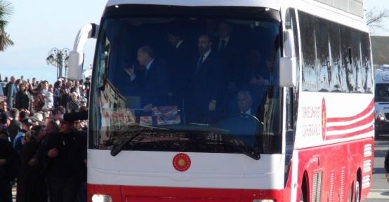Cumhurbaşkanı Erdoğan Tekirdağ'da
