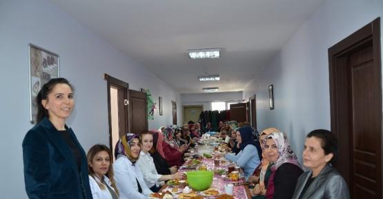 Darende'de Kadınlar Günü çeşitli etkinliklerle kutlandı