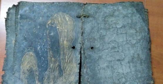 Değeri 1,5 milyon dolar olan tarihi İncil ele geçirildi
