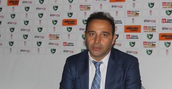 Denizlispor - Boluspor maçının ardından