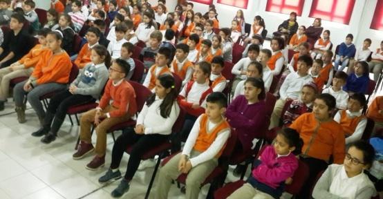 Dilek fenerinin zararları öğrencilere anlatıldı