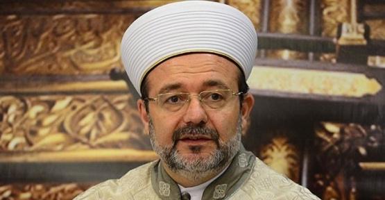 Diyanet İşleri Başkanı Mehmet Görmez Kütahya'ya geliyor