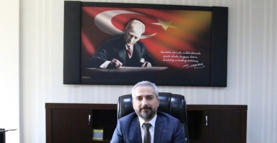 Doç. Dr. Abdulkadir Uzunöz, Rektör Danışmanı görevine atandı