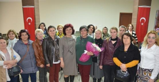 Dünya Emekçi Kadınlar Günü Süleymanpaşa'da farklı kutlandı