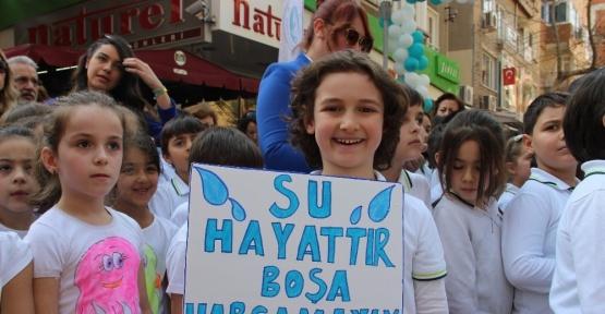 Dünya Su Gününe coşkulu kutlama