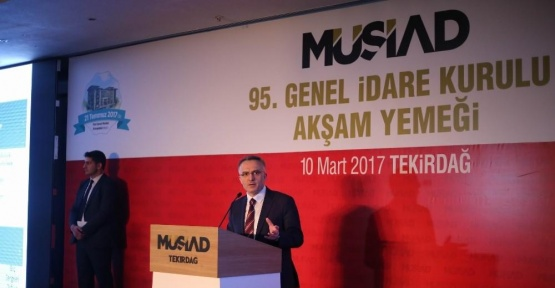 """(Düzeltme) Maliye Bakanı Ağbal: """"Reformlara kan verecek ülkeyi yukarıya taşıyacak esas reform, yönetim sistemi reformudur"""""""
