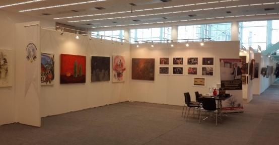 Efeler Belediyesi ArtAnkara Sanat Fuarı'ndaki yerini aldı