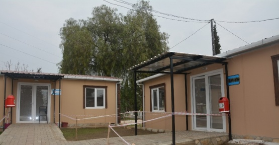 Efeler Belediyesi cenaze işlemlerini tek çatıda topladı