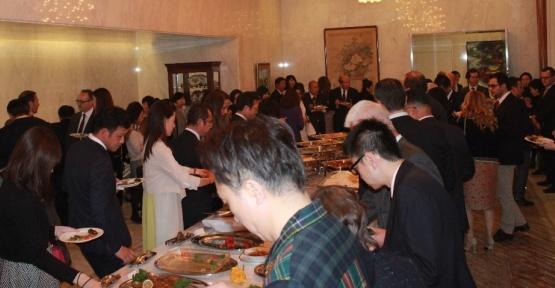 Ege gıda ihracatçıları Japonya'dan ticari bağlantılarla döndü