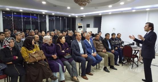 Eğitim Bir-Sen'den 'Yenilenen Yenilmez' semineri, Adıyaman haberleri