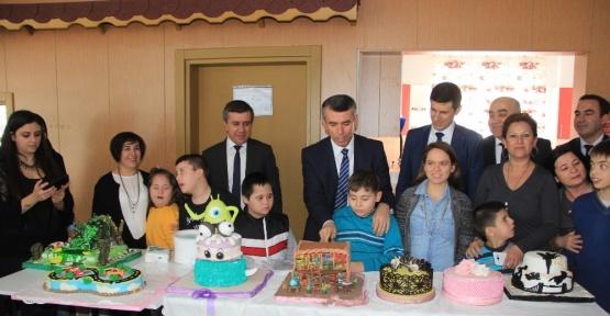 EHEM Kursiyerleri sevgi ve emeklerini özel çocuklar ile paylaştılar