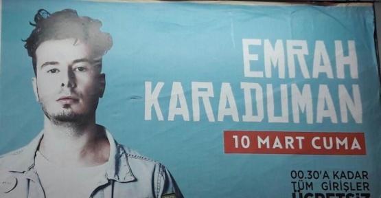 Emrah Karaduman Eskişehir'de bıçaklı saldırıya uğradı