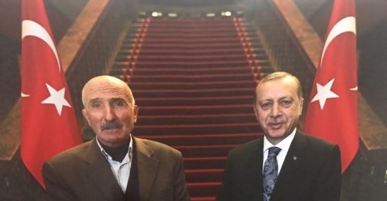 En büyük hayali Cumhurbaşkanı Erdoğan ile tokalaşmaktı