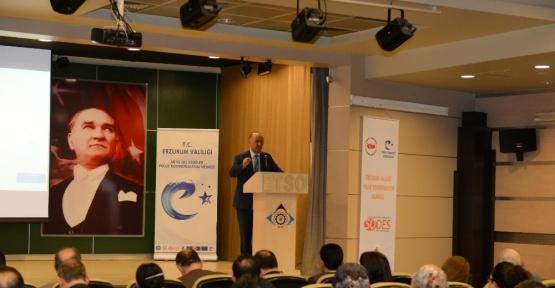 Erzurum'da SODES bilgilendirme toplantısı yapıldı