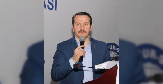 """Eskişehir'de""""Memur-Sen'e davet tercihim evet"""" kampanyası"""