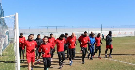 Evkur Yeni Malatyaspor, Şanlıurfa hazırlıklarını sürdürdü