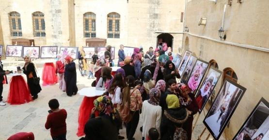 Eyyübiye Belediyesinde Kadınları günü kutlaması