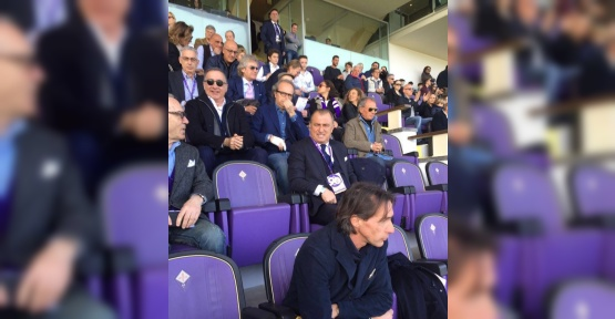 Fatih Terim, Fiorentina - Cagliari maçında