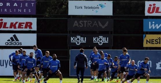 Fenerbahçe'de, Alanyaspor hazırlıkları başladı