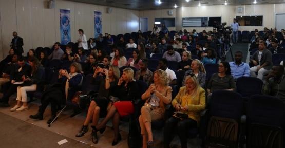 GAÜ, 8 Mart Dünya Kadınlar Günü'nde Kıbrıs'ın başarılı iş kadınlarını ağırladı