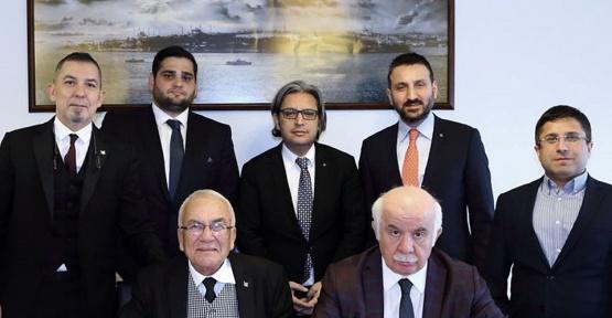 GAÜ, İstanbul Ticaret Üniversitesi ile iş birliği protokolü imzaladı