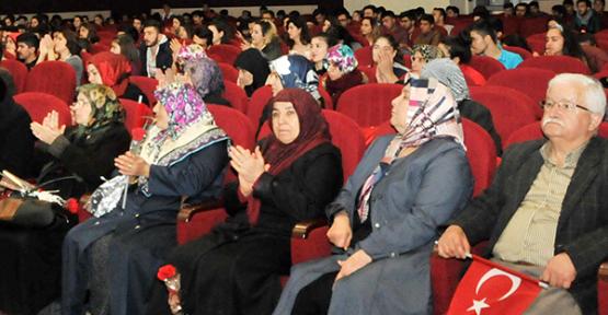 Gaziler ve Şehit Aileleri Kmü Besyo'nun misafiri oldu