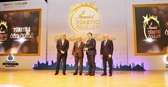 Gaziosmanpaşa Belediyesi Tüketici Özel Ödülü'nü 6'ncı kez kazandı