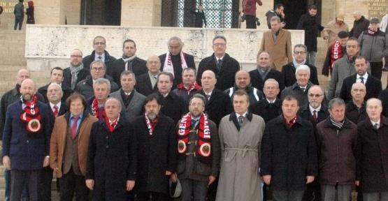 Gençlerbirliği 94'üncü yaş gününü kutladı