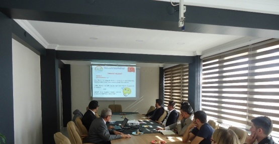 Gıda ve yem ihracatı yapan firmalara yönelik bilgilendirme toplantısı
