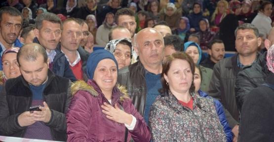 Giresun'da İŞKUR kuraları çekildi