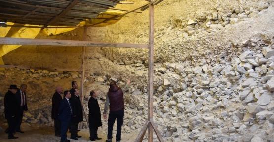 Göztepe Tümülüsü turizme açılıyor