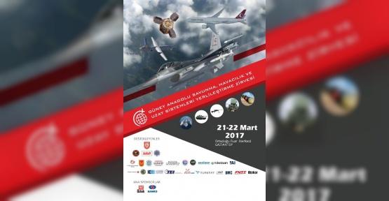 Güney Anadolu Savunma Havacılık ve Uzay Sistemleri yerlileştirme zirvesi Gaziantep'te yapılacak