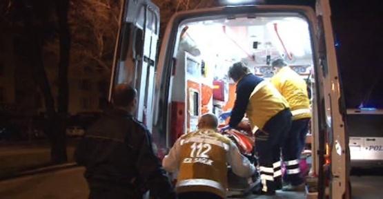 Günlük kiralık evde saldırıya uğrayan şahıs, ağır yaralandı