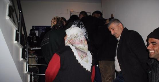 Hakkari İşkur'da geçici iş alım yoğunluğu