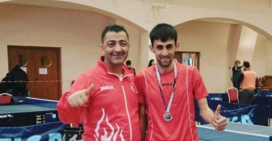 Hakkarili sporcu Türkiye ikincisi oldu