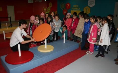 Harika Matematik Sergisi 06-10 Mart'ta  İzmir Ve Safranbolu'da
