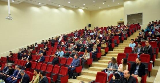Harran Üniversitesinde manevi hastalıklar ve çözüm yolları paneli
