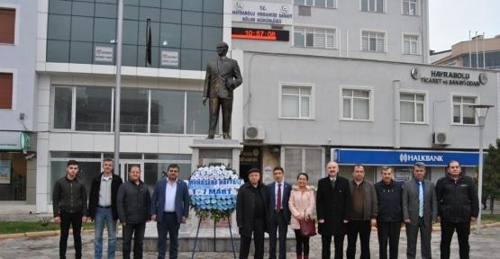 Hayrabolu'da Muhasebeciler Haftası kutlandı