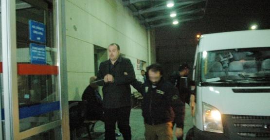 HDP Sakarya İl Başkanı tutuklandı