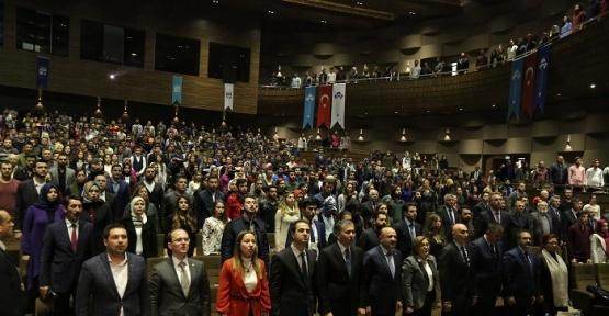 """HKÜ'de """"Yeni Anayasa, Yeni Sistem"""" Paneli"""