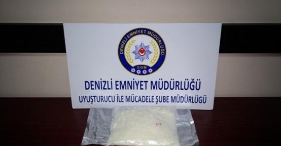 Hollanda'dan Denizli'ye uyuşturucu getiren şahıslar tutuklandı