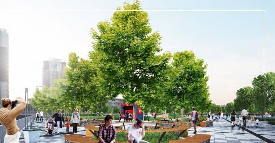 Hyde Park değil, Halk Park
