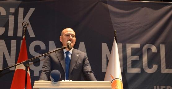 """İçişleri Bakanı Soylu: """"Bu sistem milletin en büyük rüyasıdır"""""""