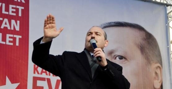 """İçişleri Bakanı Soylu: """"Mevcut sistem babayla oğlu birbirine düşürür"""""""